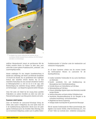 Case Study Nikon Metrology