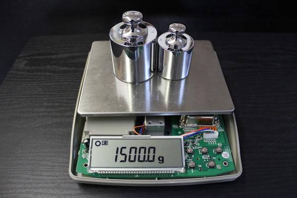 EW-1500i修理