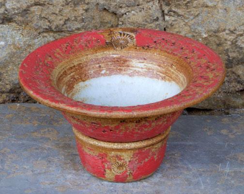Keramik, Dekor Granatapfel