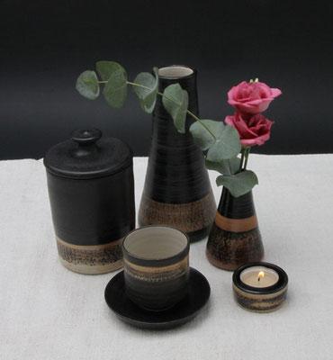 Keramik Schalen Geschirr