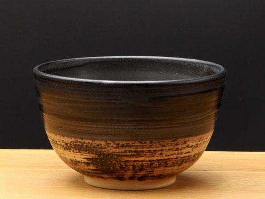 Keramik Schale Schiefer ø ca.13,5 cm h ca. 7,5 cm