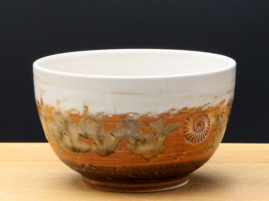 Keramik Schale Basalt ø ca.13,5 cm h ca. 7,5 cm