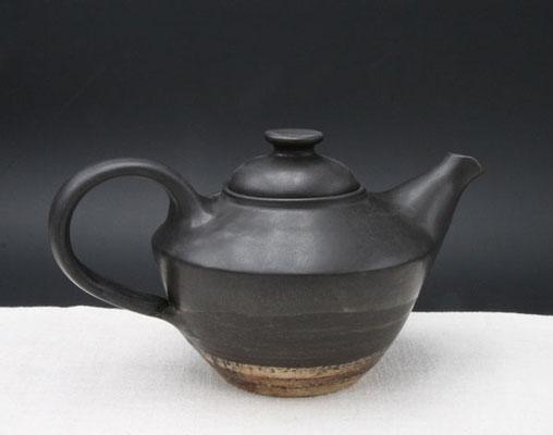 Teekanne Dekor Schiefer