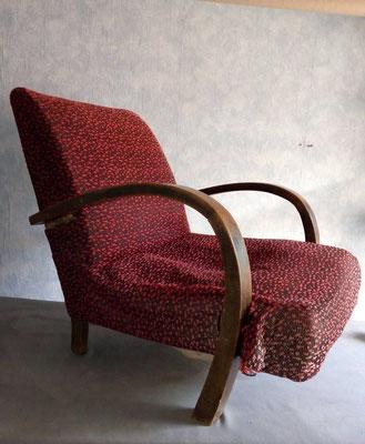 mrylinegrac- tapissier d'ameublement-fauteuil Art déco à rénover