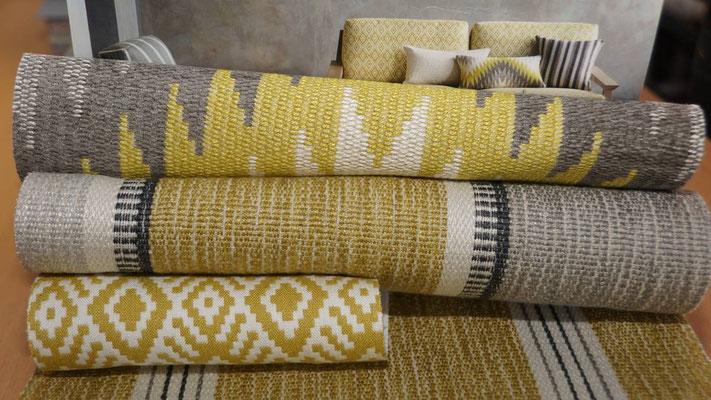 marylinegrac-tapissier d'ameublement. Tissu d'ameublement Romo pour chaises et fauteuils
