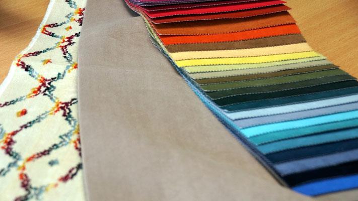 marylinegrac-tapissier d'ameublement. Tissu d'ameublement Thévenon pour chaises et fauteuils.jpg