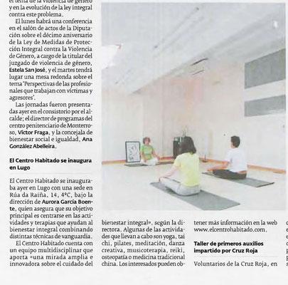 DIARIO EL PROGRESO.   16 de septiembre de 2014