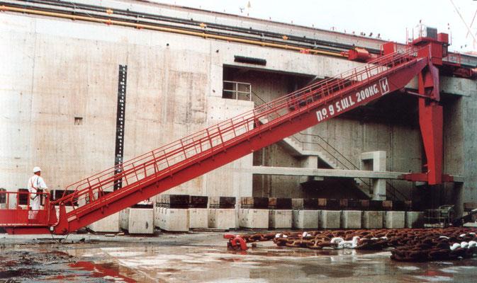 FAR EAST - Dock manlift