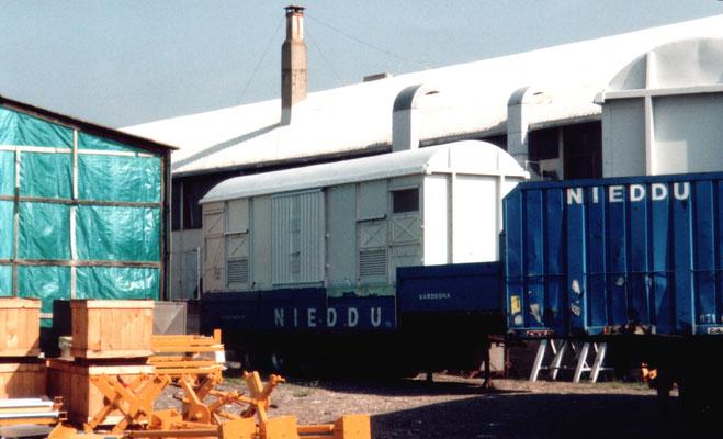 VEICOLI FERROVIARI - Ferrovie Sarde
