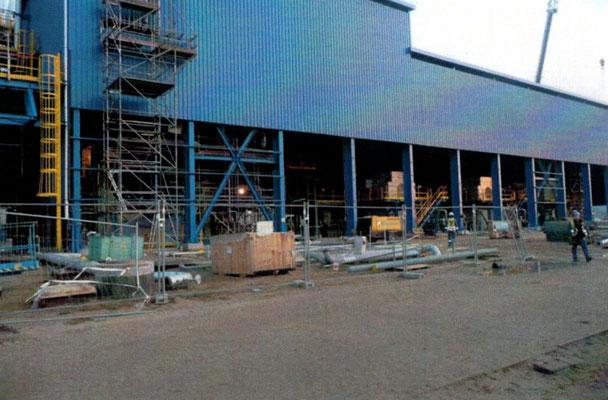 SVEZIA - HYDROGEN GENERATION Nynashamn - 200 tons