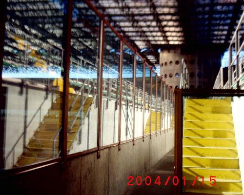 MILANO - Cancellate e protezioni Stadio San Siro