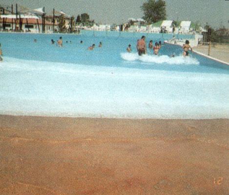 WATER PARADISE - Piscine