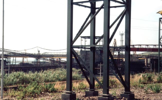 ACCIAIERIE LUCCHINI - Centrale elettrica