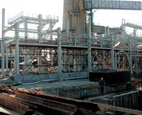 CROAZIA - HYDROGEN GENERATION UNIT Rijeka - 500 tons
