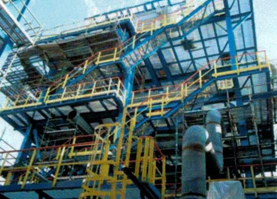 POLONIA - GRUPA LOTOS S.A. - Progetto upgrade raffineria, Danzica - 1.000 tons