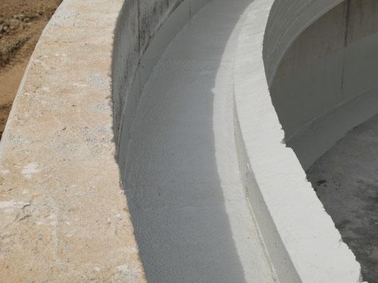 ORBETELLO - Vasca depuratore