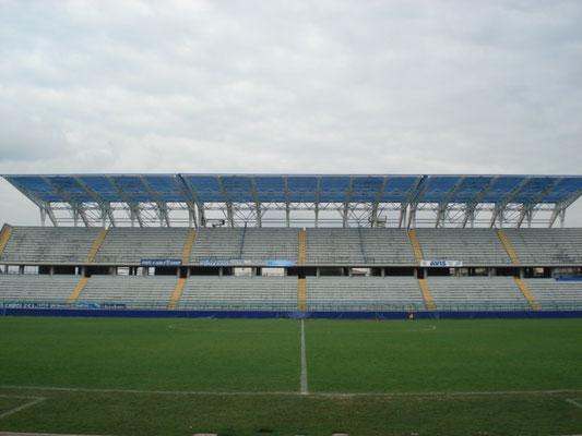EMPOLI - Copertura tribuna stadio