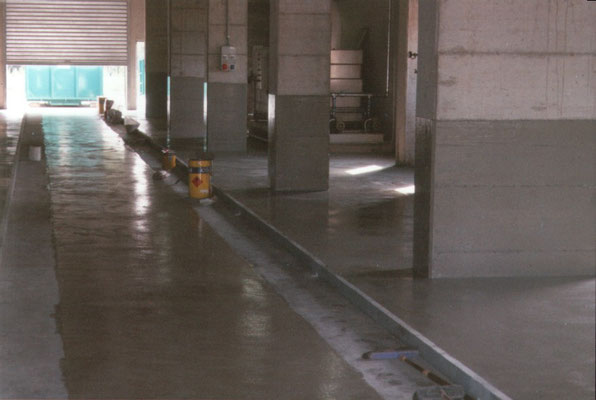 MILANO PERO - Depuratore: pavimentazione 1,2 mm