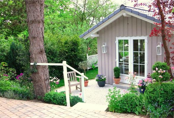Wohnaccessoires & Präsente - Gartenhaus No. 7
