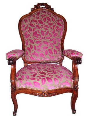 restaurer par tapissier décorateur