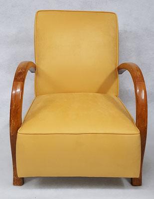 fauteuil tissus alcantara