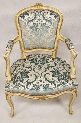 fauteuil tapissier