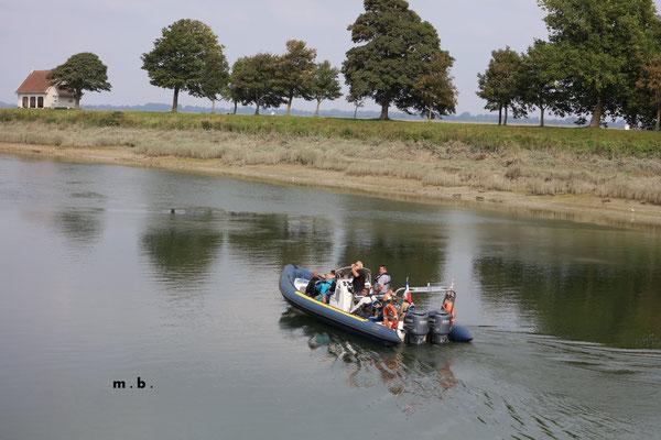 Le P'tit Charcot - Saint Valery sur Somme - Baie de Somme