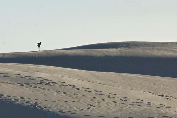 Kickin´the Desert