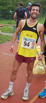 Shako Rahmanpour * 1.Platz M20 * 1.Platz gesamt