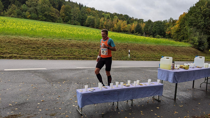 Sven Starklauf * 1.Platz M30 * 2.Platz gesamt