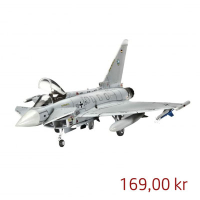 Revell Model Set  Eurofighter Typhoon ,Art.64282