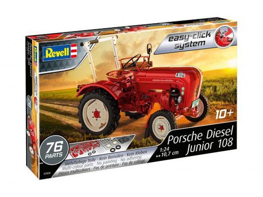 Revell Porsche Diesel Junior