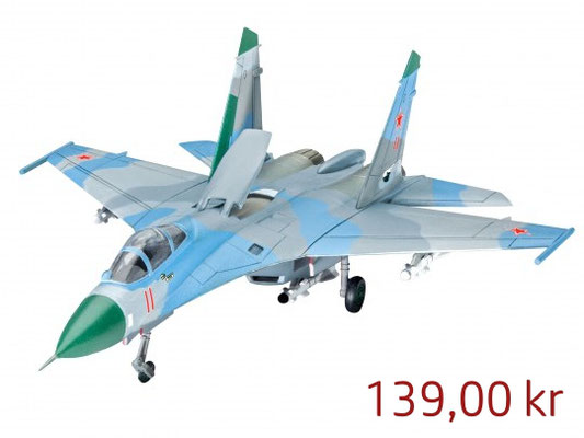 Revell Model Set Suchoi Su-27 Flanker ,Art.63948