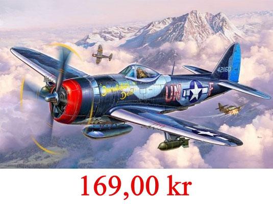 Revell Model Set P-47M Thunderbolt