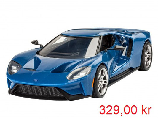 Revell Model Set Ford GT Quick Click