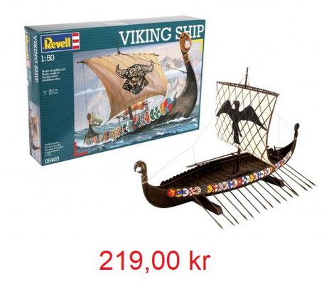 Revell Viking Ship