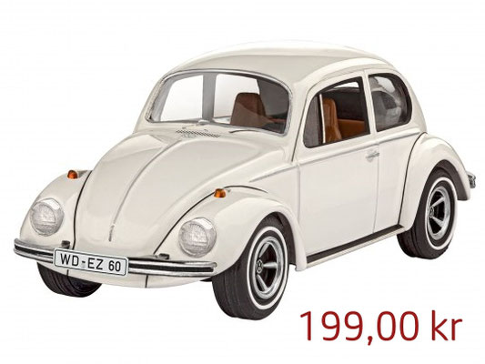 Revell Model Set VW Beetle ,Art.67681