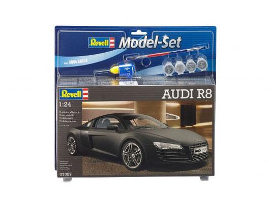 Revell Audi R8 Modelset