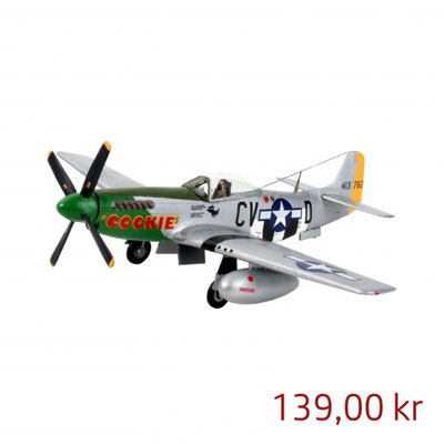 Revell Model Set P-51D Mustang ,Art.64148