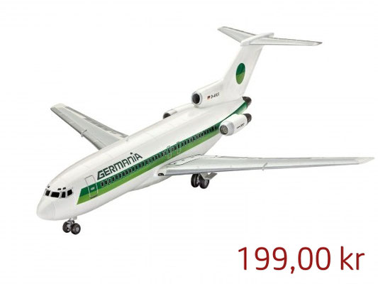 Revell Model Set Boing 727-100 Germani ,Art.63946