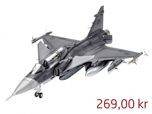 Revell Model Set Saab Jas-39D Gripen , Art.63956