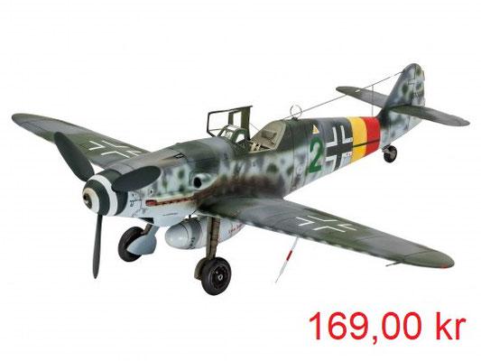Revell Model Messerschmitt Bf109 G-10
