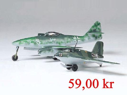 Tamiya Messerschmitt Me262A