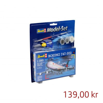 Revell Model Set Boing 747-200 Air Canada ,Art.64210