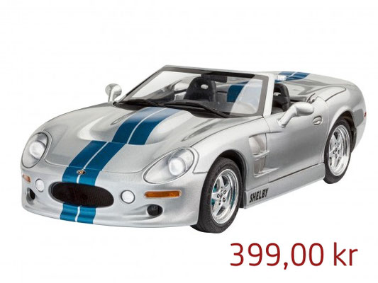 Revell Model Set Shelby ,Art.67039