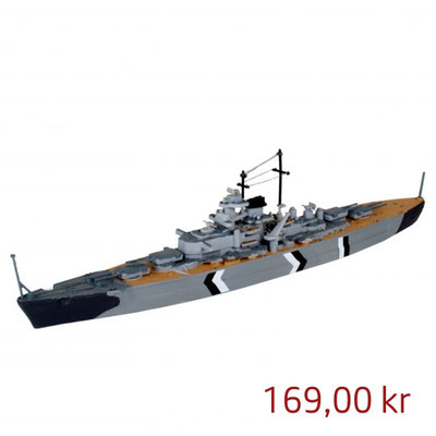 Revell Model Set Bismark ,Art.65802
