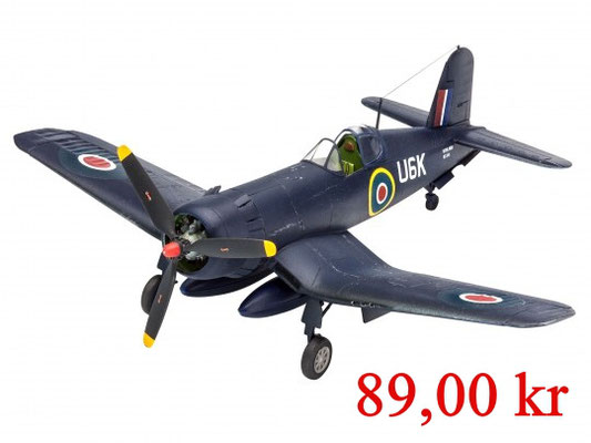 Revell F4U-18 Corsair Royal Navy