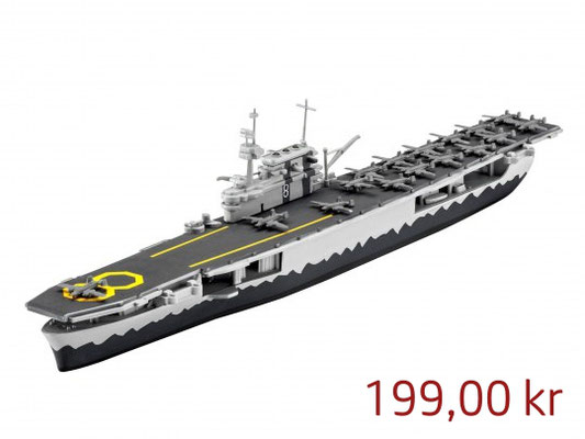 Revell Model Set USS Hornet ,Art.65823