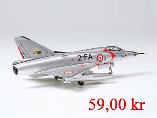 Tamiya Dassault Mirage III C