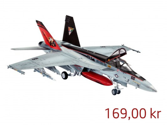 Revell Model Set F/A-18E Super Hornet ,Art.63997